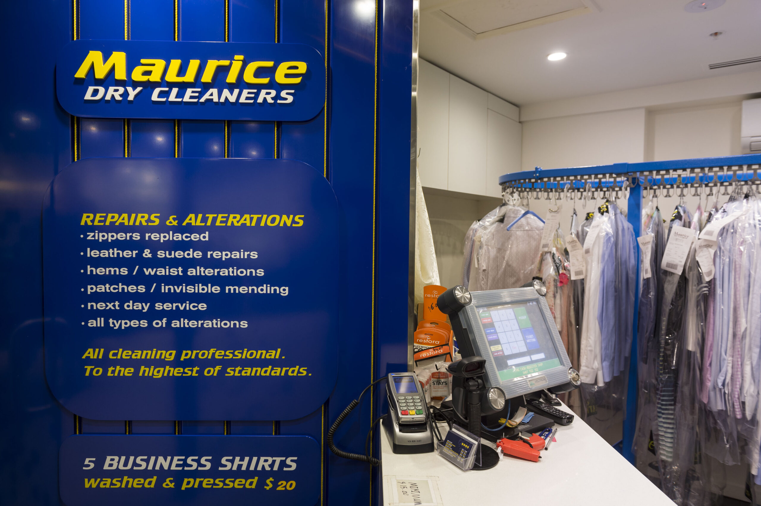 Maurice Dry Cleaning