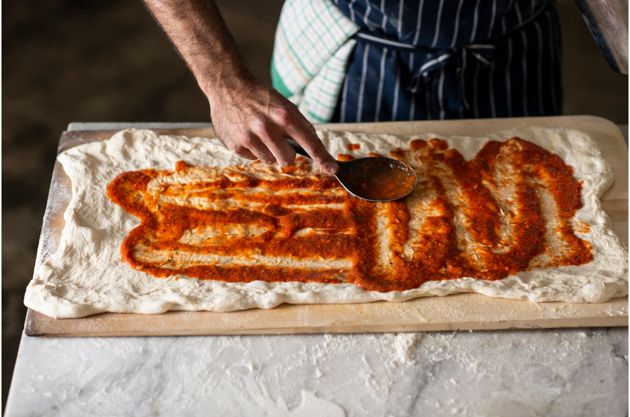 Read more about the article Recipe: Pizza, Made By You